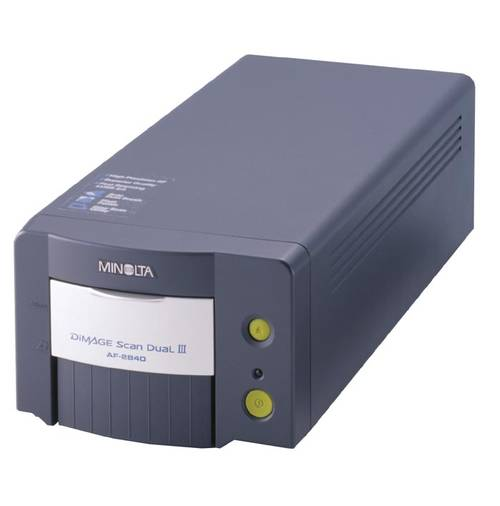 How to run old Minolta scanners on Vista & 7